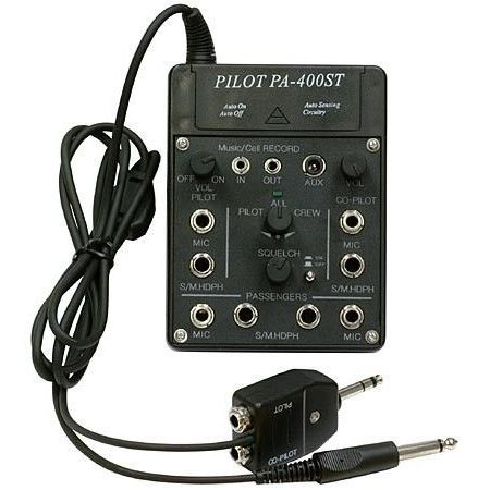 Intercom Stereo para 4 PA-400ST N/A InterComms