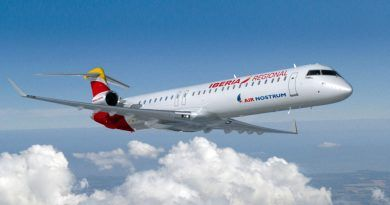 Air Nostrum busca en Madrid TCPs