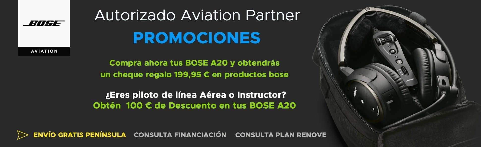 Promocion Bose A20 Verano 2020 España, Descuento 100€